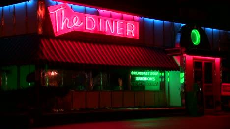 A-roadside-diner-at-night-1