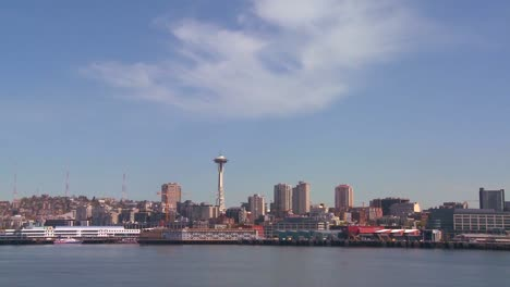 Shots-from-the-ferry-boat-crossing-the-harbor-near-Seattle-Washington