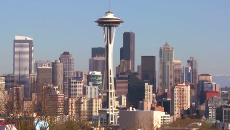 An-establishing-shot-of-Seattle-with-the-Space-Needle-1