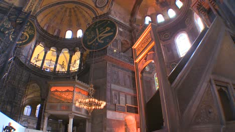 The-spacious-of-the-famous-of-Hagia-Sophia-Mosque-in-Istanbul-Turkey-5