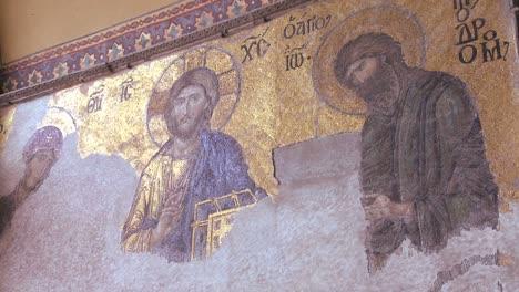 Murales-Cristianos-El-Espacioso-De-La-Famosa-Mezquita-De-Santa-Sofía-En-Estambul-Turquía-1