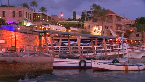 The-beautiful-and-historic-fishing-village-of-Byblos-on-the-coast-of-Lebanon-2