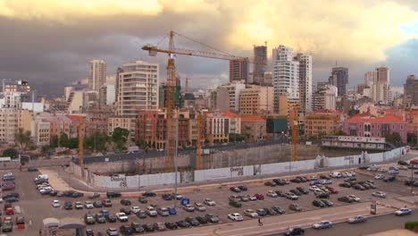 El-Horizonte-De-Beirut-Líbano