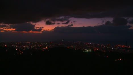 The-skyline-of-Beirut-Lebanon-at-night