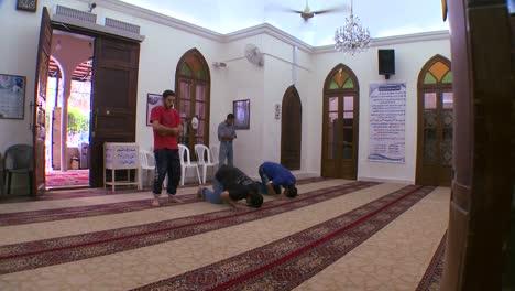 Muslims-pray-inside-a-mosque-in-Beirut-Lebanon