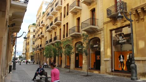The-recently-restored-downtown-shopping-district-of-Beirut-Lebanon-2
