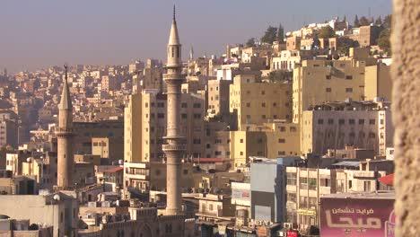Sskyline-view-of-Amman-Jordan
