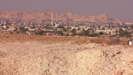La-Ciudad-De-Jericó-En-Los-Territorios-Palestinos-De-Israel