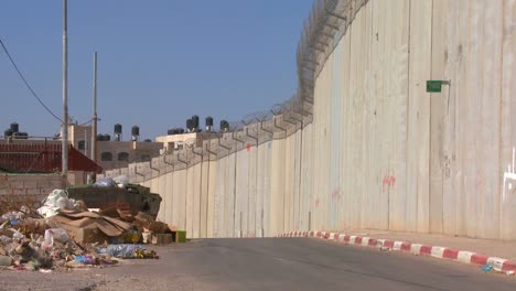 Trash-and-garbage-collect-along-the-base-of-the-new-West-Bank-Barrier-between-Israel-and-the-Palestinian-territories