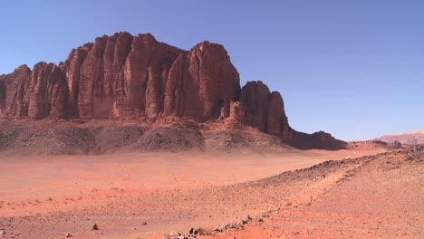 The-beautiful-desert-landscapes-of-Wadi-Rum-Jordan