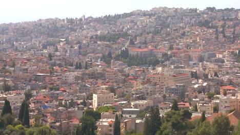 The-city-of-Nazareth-Israel