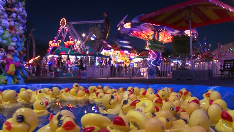 Rubber-duckies-float-in-a-pool-at-a-carnival-1