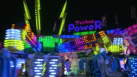 A-ride-at-a-carnival-at-night-2