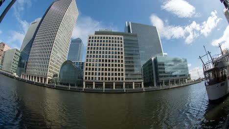 Docklands-London-Fisheye0