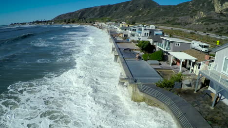Aerials-over-waves-crashing-into-the-California-coast-during-a-big-storm-1