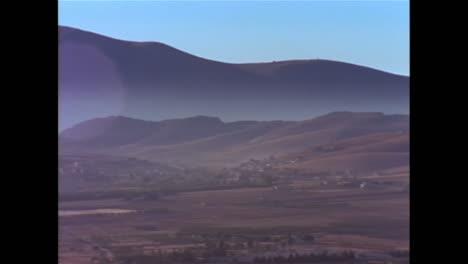 El-Pueblo-Cristiano-De-Maaloula-En-Siria-En-1996