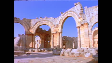 The-Church-of-Saint-Simeon-Stylites-in-Syria-in-1996