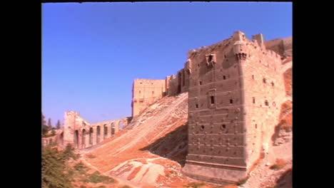 Establecimiento-De-Tomas-De-La-Ciudad-De-Allepo-Siria-En-1996-Incluida-La-Ciudadela-