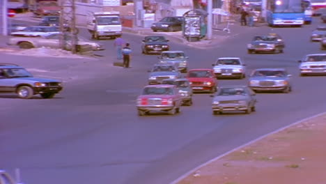 Heavy-traffic-on-the-streets-of-Beirut-Lebanon