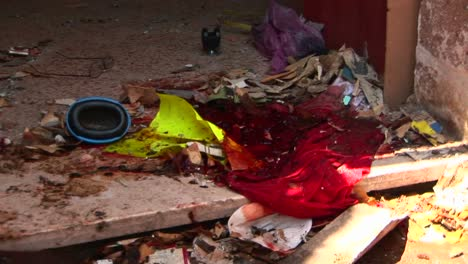 Blood-soaked-debris-lies-on-the-ground-after-a-suicide-bombing-in-Iraq
