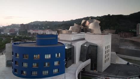 Guggenheim-Sunset-00