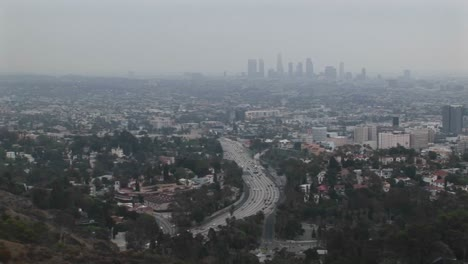 Smog-hangs-on-the-distant-cityscape