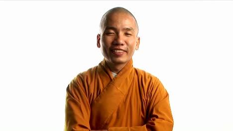 A-Buddhist-monk-wearing-an-orange-robe-1