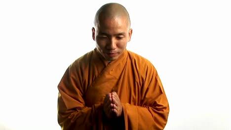 A-Buddhist-monk-wearing-an-orange-robe-2