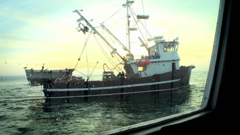 A-fishcutter-navigates-in-open-waters