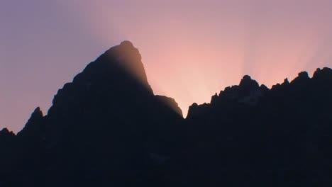 Sunlight-shines-over-a-ridge