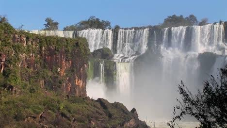 A-wide-shot-ofIguacu-Falls