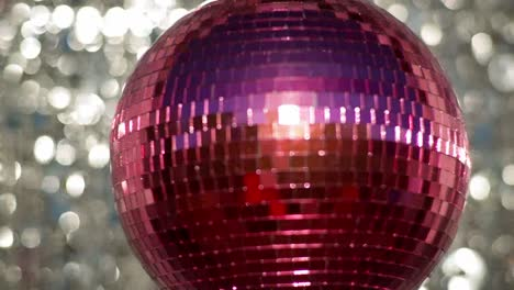 Pink-Discoball-49