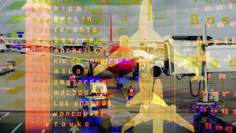 Plane-Arrival-09