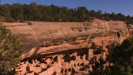 American-Indian-dwellings-at-Mesa-Verde-National-Park-in-Colorado-2
