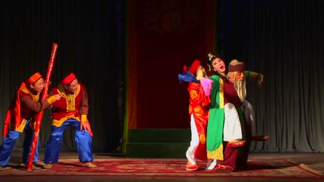 Characters-perform-in-a-Vietnamese-opera