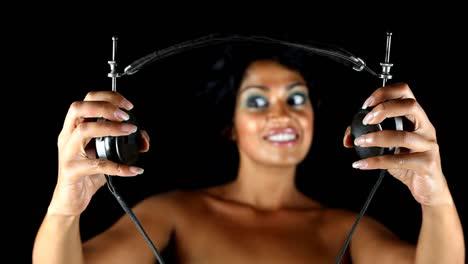 Lady-Wearing-Headphones-14