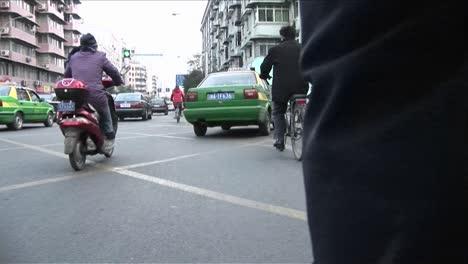 A-POV-shot-of-a-man-pedaling-a-rickshaw-through-the-streets-of-Beijing-China-2