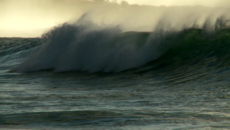 Large-waves-crest-and-break-on-a-shoreline-2