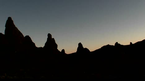 The-Trona-Pinnacles-are-silhouetted-against-the-dawn