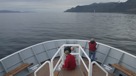 Point-of-view-time-lapse-of-a-ship-cruising-through-Chatham-Strait-in-Southeast-Alaska