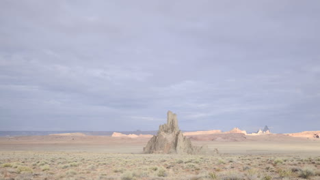 Time-lapse-of-clouds-passing-over-Church-Rock-and-Comb-Ridge-on-the-Navajo-Indian-Reservation-near-Kayenta-Arizona