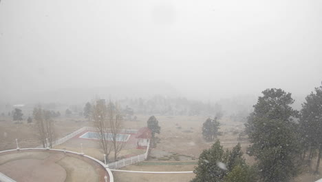 Time-lapse-of-clouds-and-snow-in-Rocky-Mountain-National-Park-from-the-Stanley-Hotel-in-Estes-Park-Colorado