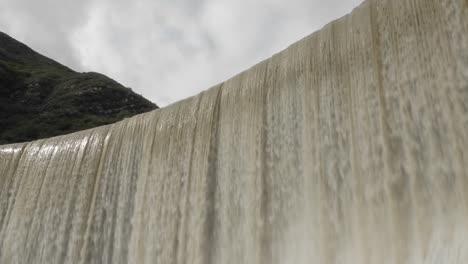 Time-lapse-of-water-spilling-over-Matilija-Dam-in-Ojai-California