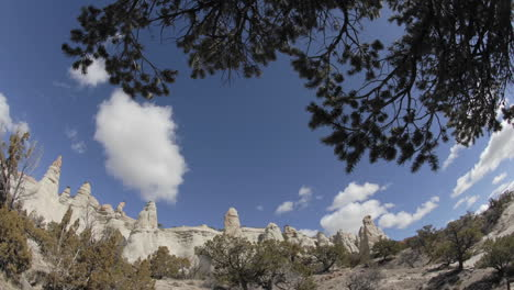 Time-lapse-of-red-rock-and-clouds-on-the-Navajo-Indian-Reservation-near-Gallup-New-Mexico