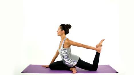 Woman-in-Yoga-Studio-19