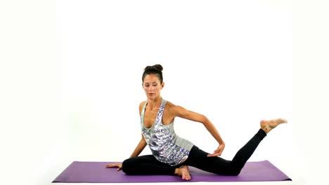 Woman-in-Yoga-Studio-20