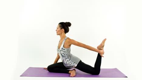 Woman-in-Yoga-Studio-21
