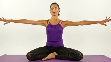 Woman-in-Yoga-Studio-30