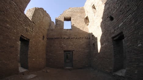 Time-lapse-of-shadows-on-the-walls-of-Pueblo-Bonito-in-Chaco-Culture-National-Historical-Park-New-Mexico