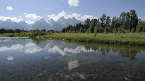 Fast-time-lapse-of-clouds-at-Schwabacher-Landing-in-Grand-Teton-National-Park-Wyoming